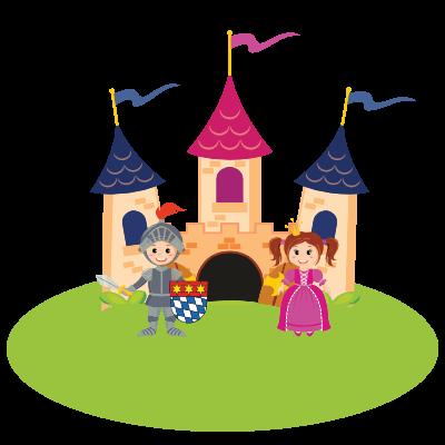 Burg | DingoBurg Dingolfing – Indoorspielplatz für Kinder