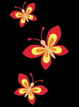 Schmetterlinge | DingoBurg Dingolfing – Indoorspielplatz für Kinder