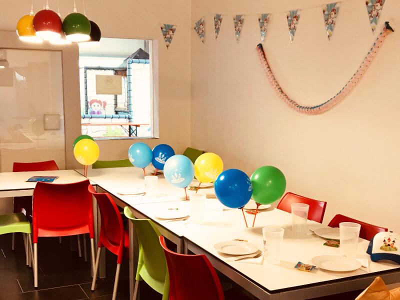 Geburtstagspaket Dingoburg Indoorspielplatz Fur Kinder In